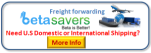 betasavers shipping ads