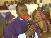 father mbaka cries out