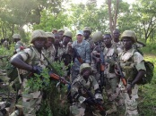 Cal Guard Special Forces units training Nigerian Army to counter Boko Haram