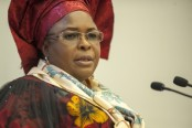 Official visit: Dame (Dr) Patience Goodluck Jonathan, First Lady