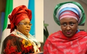 First-Lady-Dame-Patience-Jonathan-congratulated-the-wife-of-the-President-elect-Hajia-Aisha-Buhari