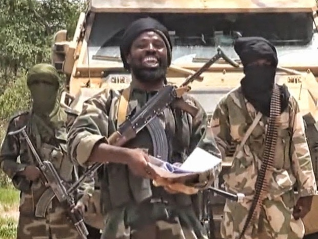 Image result for Boko Haram leader Shekau resurfaces in new video after being 'fatally wounded'