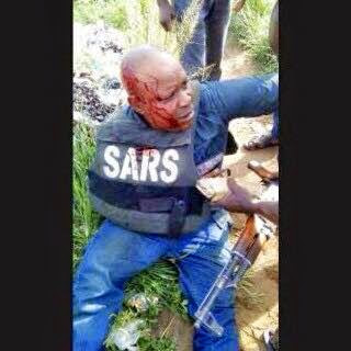 Image result for SARS Officer
