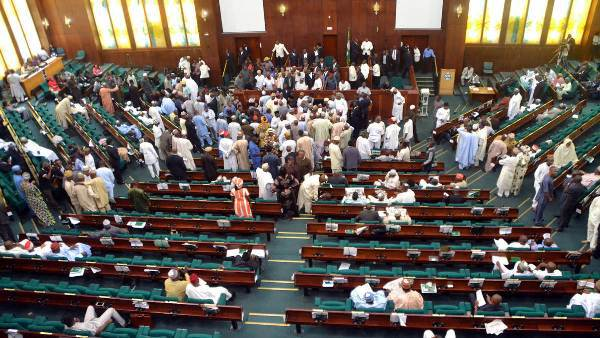 Image result for Breaking News: House of Reps suspends Jibrin over 2016 Budget padding allegations