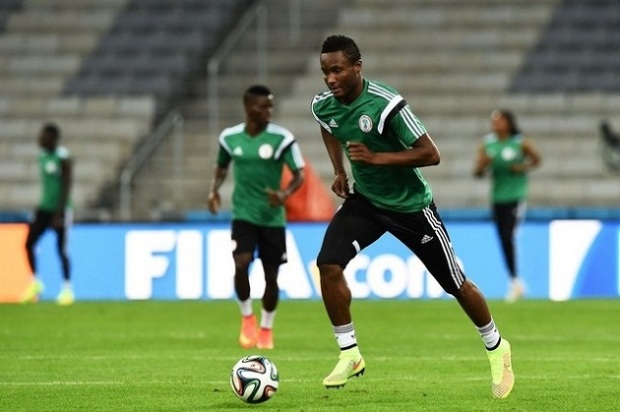 Image result for Mikel Obi Super Eagles""