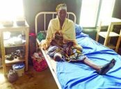 asmau-isah-on-her-admission-bed-300x224