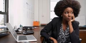 BBEDMF Worried Businesswoman