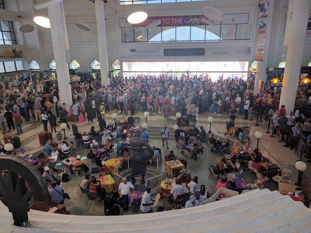 the-crowd-at-banjul-airport